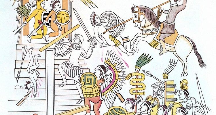 A pesar de los ataques, la información sobre la cultura azteca sobrevive hasta el día de hoy.