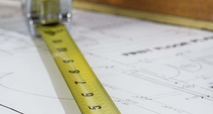Mostre uma régua em sua planilha do Excel para uma representação de tamanho exato