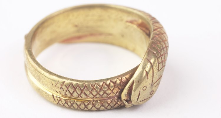 Copper is an aesthetically pleasing metal often used to make jewellery.