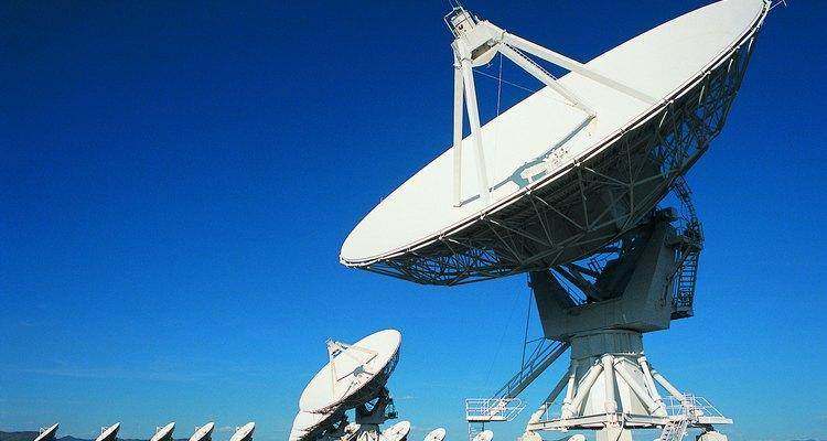 Una de las tareas de un ingeniero aeroespacial es el diseño de satélites.