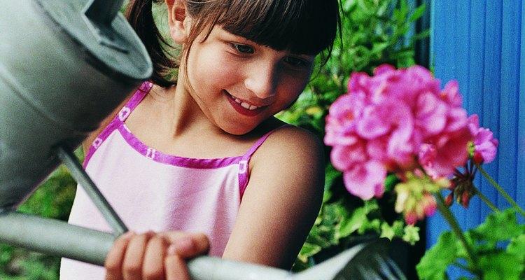 Tu niño disfrutará ayudando en el jardín esta primavera.
