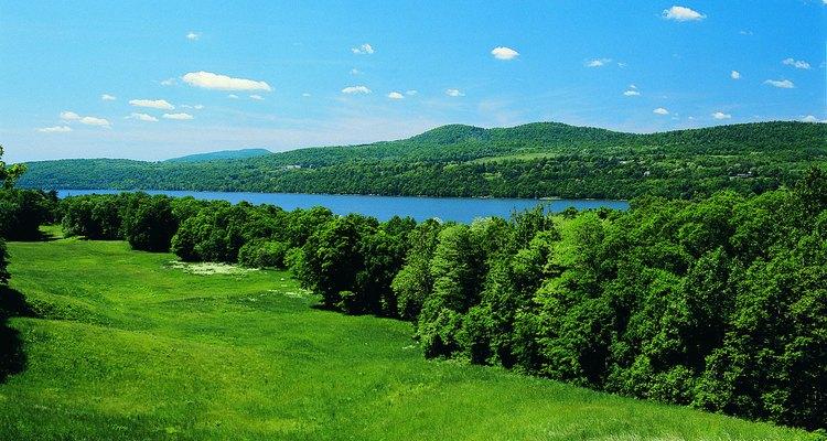Las espléndidas vistas del valle de Hudson abundan en el condado de Orange.