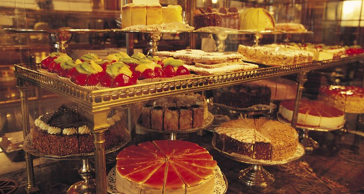 Chocolatiers often extend their vocational skills to include other deserts.