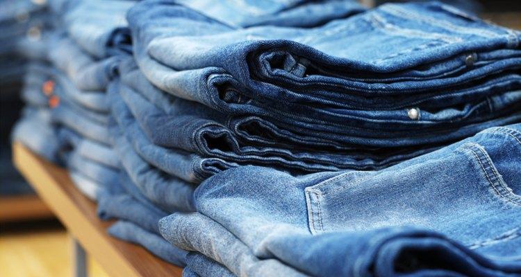 Não precisa jogar seus jeans fora