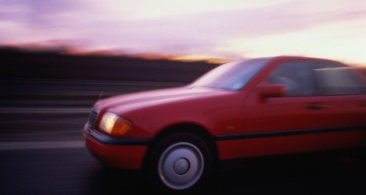 Os veículos da Mercedes-Benz avisam quando é hora de fazer a revisão