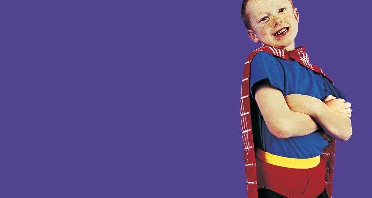 Los superhéroes han sido los personajes favoritos de los niños por décadas.