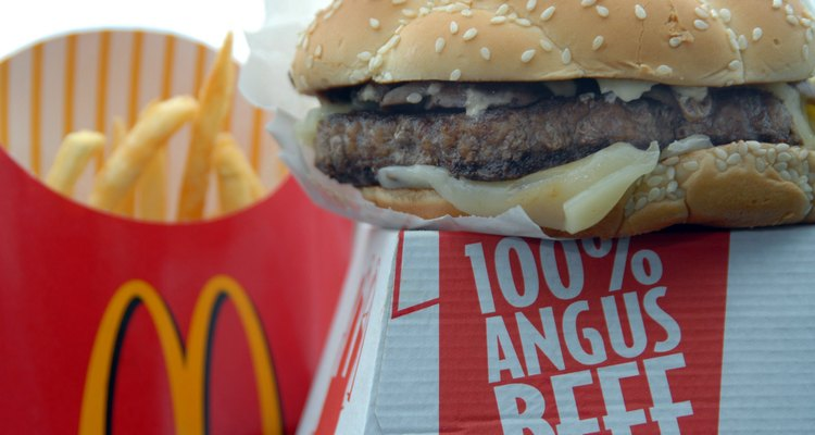 You can grill your own version of McDonald's hamburgers at home.