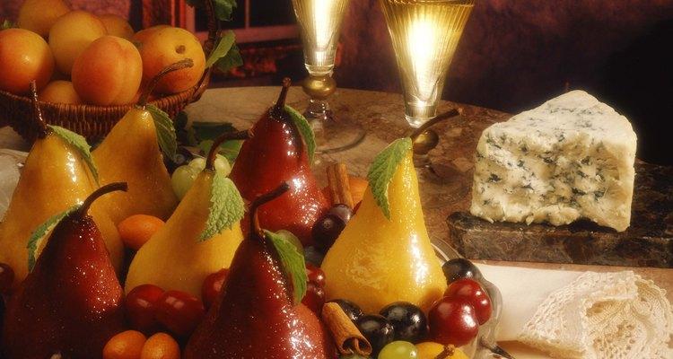 el clericot es una suave combinación de vino y frutas.