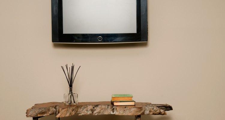 Coloca una pantalla decorativa entre las dos habitaciones.