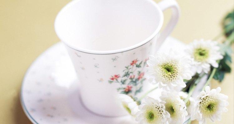 El té de hojas de olivo es un antiguo remedio antibacterial.