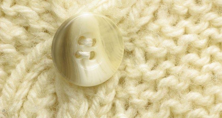 Alterar suéteres de tricô pode lhe dar um visual completamente novo