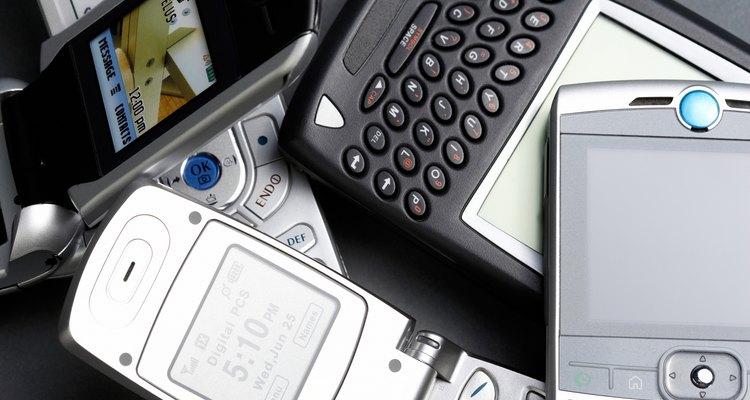 Os celulares se tornaram muito mais potentes, e a tecnologia das baterias acompanhou a evolução