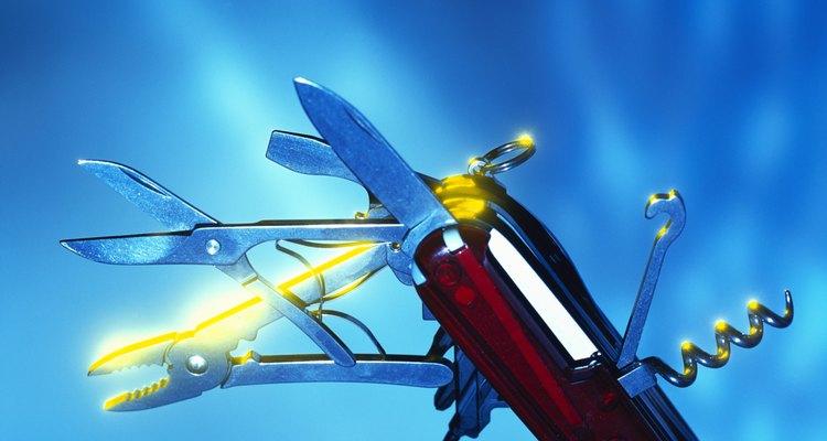 Los cuchillos de los Navy SEAls han sido diseñados específicamente para sus necesidades.