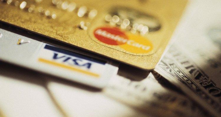 Cuide bem de seus cartões de crédito
