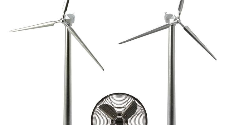 Todos os ventiladores usam um tipo de rolamento para reduzir a fricção da haste