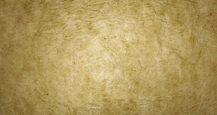 O papel de arroz é delicado e está disponível em diferentes gramaturas
