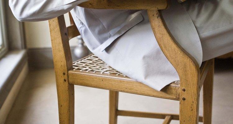 Las sillas pueden hacer mucho más que solo proporcionar un lugar para sentarse.