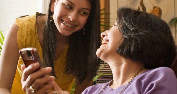 Alguns telefones permitem a programação de códigos específicos pelo usuário