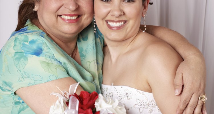 The mother of a bride should give a gift steeped in family history.