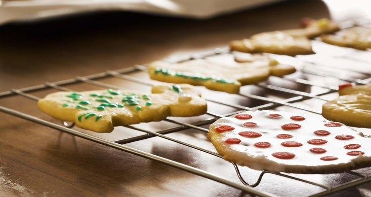 Cookies e outros doces costumam ter fermento na receita