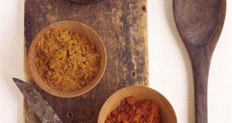 Páprica pode ser adicionada a uma grande variedade de comidas