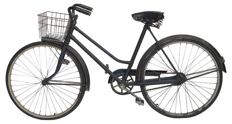 Limpe as rodas de alumínio da sua bicicleta sem danificá-las