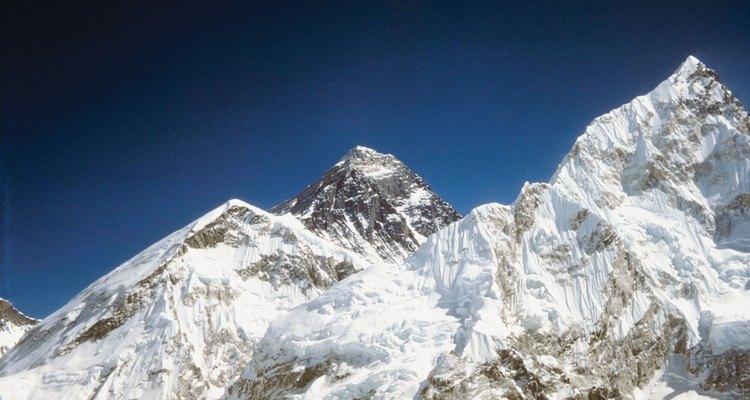 O Himalaia é uma vasta região montanhosa da Ásia