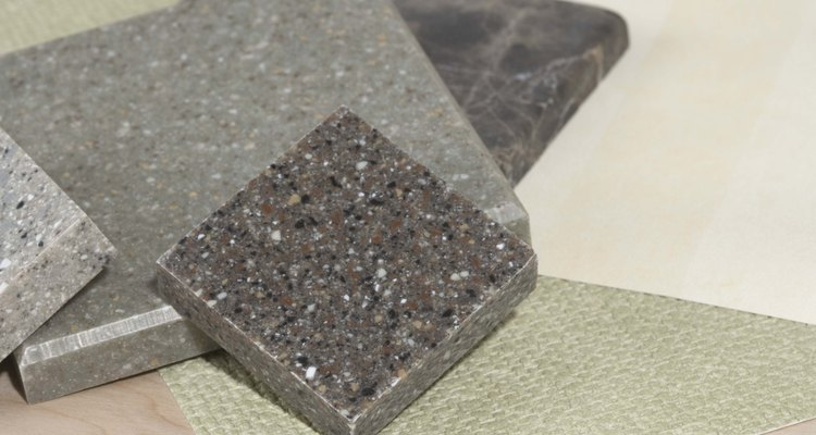 Granite countertops can be recycled for different purposes.