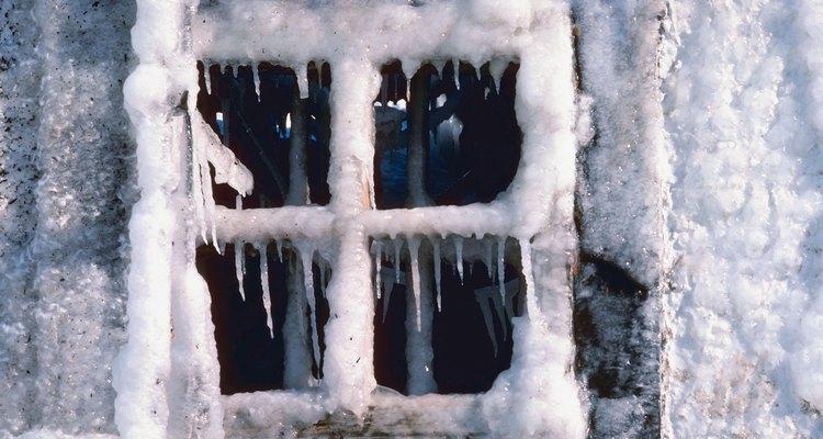Isole as janelas para impedir que o frio entre na sua casa