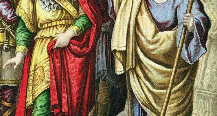 Elías y Eliseo eran profetas de Dios.