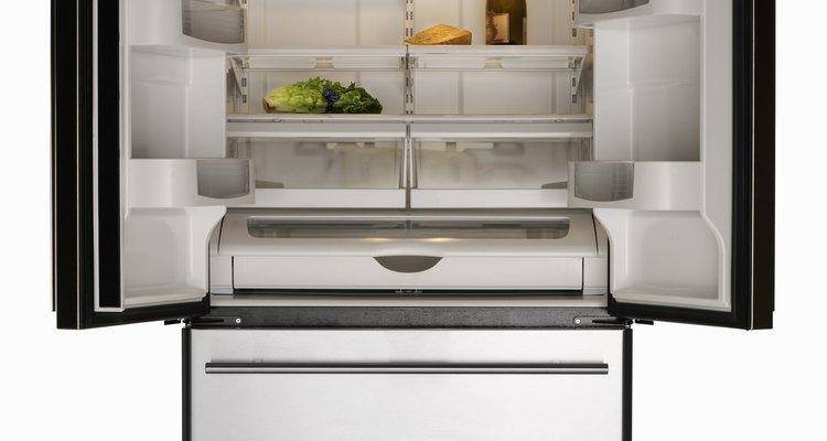 Los estantes de los refrigeradores pueden ser reparados o reemplazados.