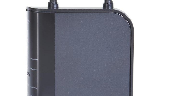 Os roteadores sem fio nomeiam sua rede WiFi usando um SSID