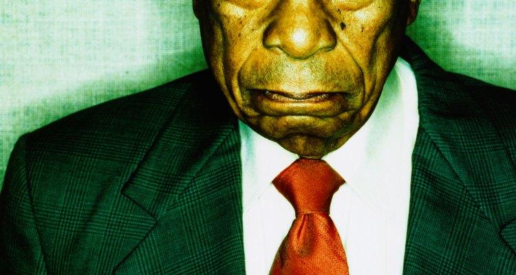 Portrait of a Man, 80s