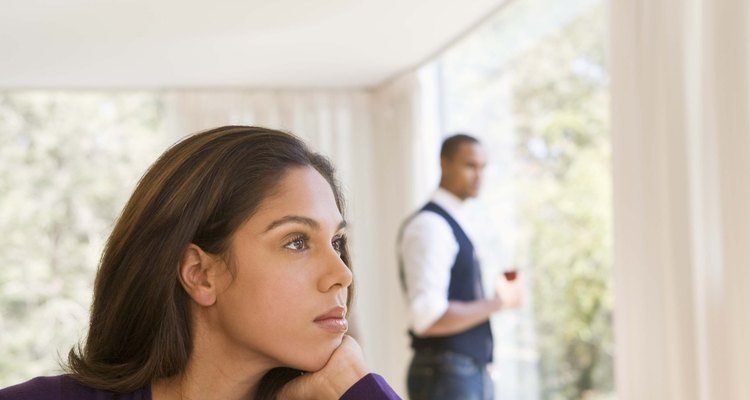 Una separación matrimonial podría ser temporal o permanente.