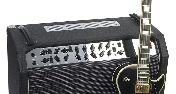 O Guitar Rig emula uma variedade de amplificadores de guitarra