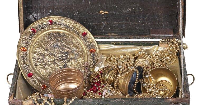Muchos naufragios de la antigüedad aún esconden tesoros.