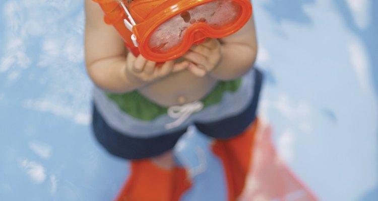 Aprender a nadar leva o tempo que for necessário para cada nadador
