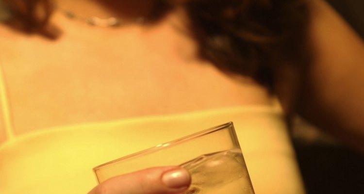 Agua destilada.
