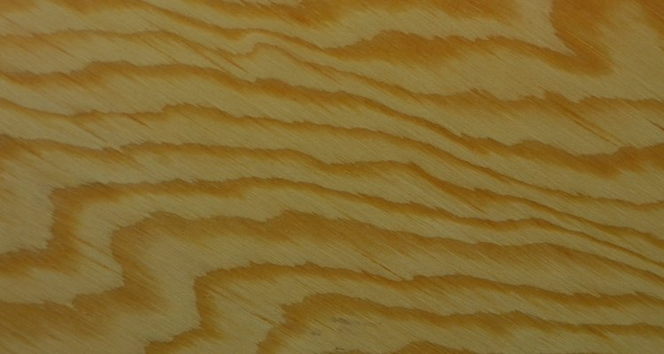 Use a commercial sealer to keep moisture from affecting pieces of plywood used outdoors.