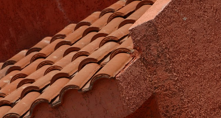 Tile roofs are durable and long-lasting.
