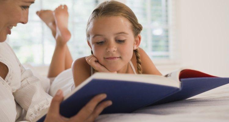 Muchas estrategias pueden ayudar a los niños con discapacidades de lectura.