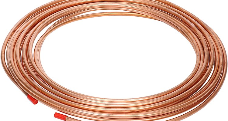 Copper lends itself well to soldering applications.