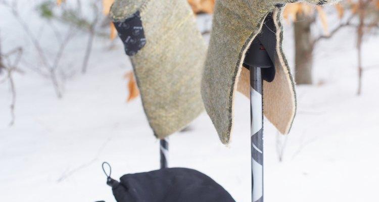 Las botas cómodas son esenciales para el duro clima del invierno.