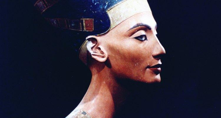 Nefertiti era considerada uma mulher muito bonita