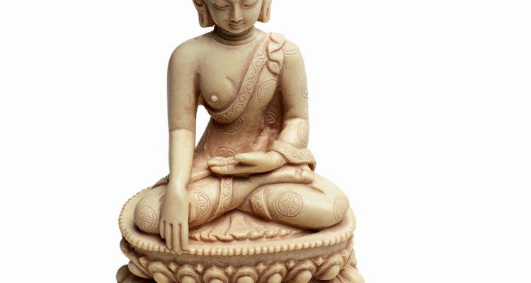 El Buda riente se basa en un monje chino.