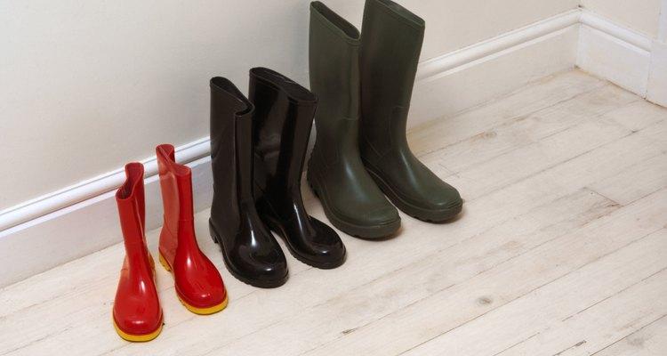 Essas botas são amplamente usadas, mas poucas pessoas sabem como são feitas