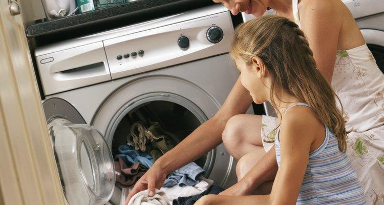 Cómo almidonar tu ropa.