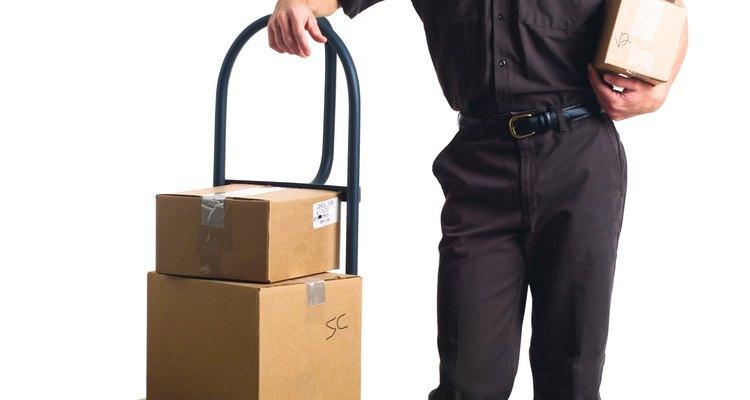 O embalamento adequado é essencial ao enviar itens que precisam de armazenamento frio