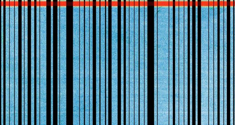 os programas de computación pueden diseñar un código de barras que contenga toda la información que quieras.