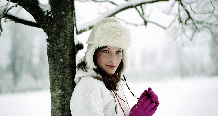 Un vellón mantiene el frío afuera